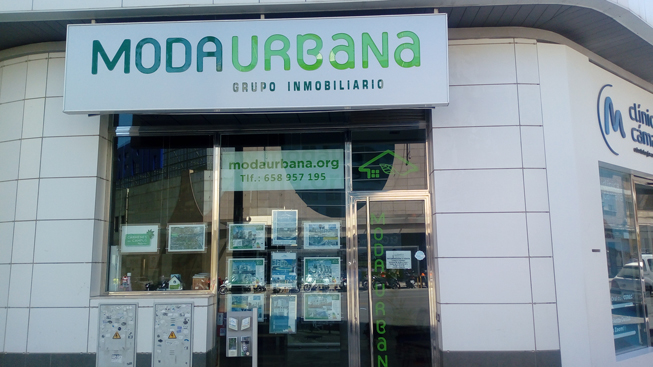 Oficina en Granada