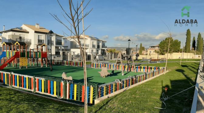 """Inauguración """"Parque Héroes 2020"""" en Cármenes del Campus"""